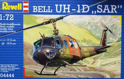04444 Revel Bell UH-1D SAR