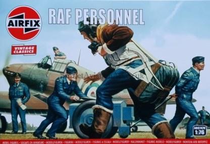 A00747V Airfix RAF Personnel