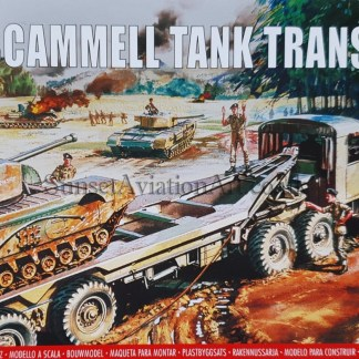A02301V Airfix Scammel Tank Transporter