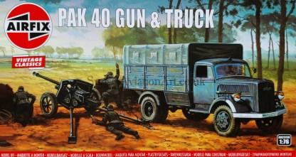 A02315V Airfix PAK 40 Gun and Truck