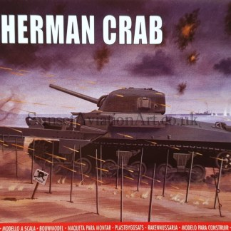 A02320V Airfix Sherman Crab