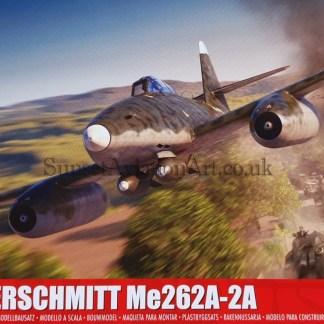 A03090 Messerschmitt Me 262A-2A
