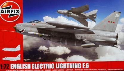 A05042A English Electric Lightning F.6