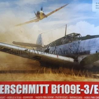 A05120B Airfix Messerschmitt Bf 109 E 3 E 4