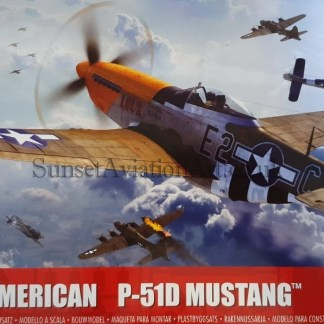 A05138 Airfix North American P-51D Mustang