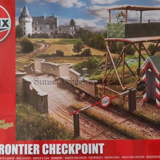 A06383 Airfix Frontier Checkpoint