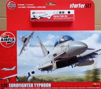 A50098 Airfix Eurofighter Typhoon