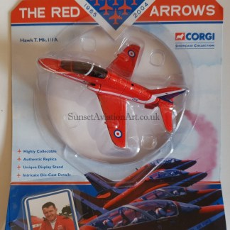 Red Arrow show case