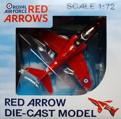 Royal Air Force Red Arrow 40608