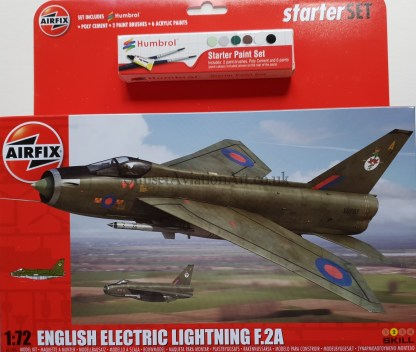A55305 Airfix English Electric Lightning F.2A