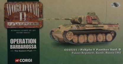 CC60201 Corgi Panther Ausf D