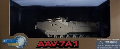 AAV-7A1 Operation Restore Hope Somalia 1993 Dragon Armor 60057