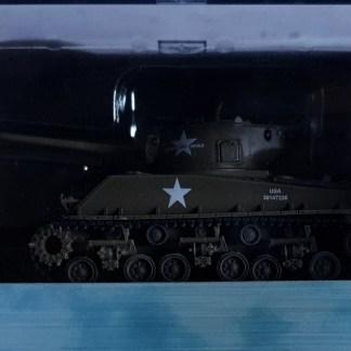 CO C 89th Tank Battalion Han River Korea 1951 Dragon Armor 60469