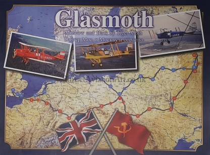 72TM004 Glasmoth Trio