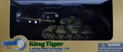 King Tiger 1 sPzKp (FKI) PzLehrRgt 130 Kaisersteinbruch 1944 Dragon Armor 60041
