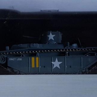LVT-(A)1 CoC 708th Amphibious Tank Battalion Saipan 1944 Dragon Armor 60499