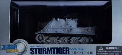 Sturmtiger Winter 1944 45 Dragon Armor 60025