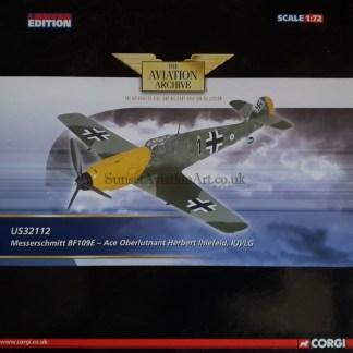 Corgi US32112 Messerschmitt Bf109E