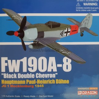 50094 Dragon Wings FW 190A-8