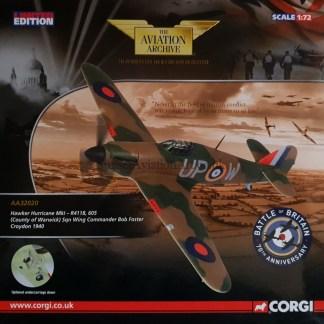 Corgi AA32020 Hawker Hurricane MkI