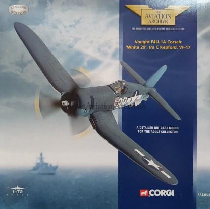 Corgi AA33002 F4U-1A Corsair