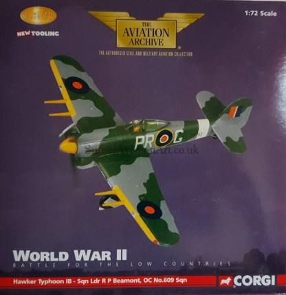 Corgi AA36502 Hawker Typhoon