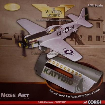 Corgi US32218 P-51D Mustang