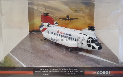 Boeing Vertical Chinook Corgi AA34207
