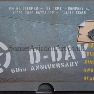 US51011 Corgi M4 A3 Sherman
