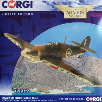 Corgi AA27604 Hawker Hurricane Mk.I