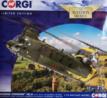 Corgi AA34216 Boeing Chinook HC.4