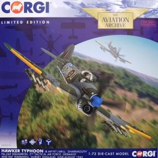 AA36513 Corgi Hawker Typhoon