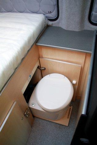 toilet beschikbaar