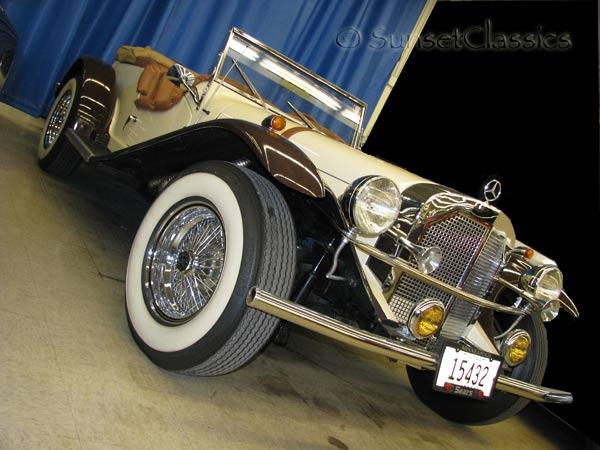 1929 Mercedes Gazelle For Sale