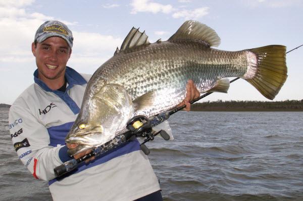 Javelin (Grunter) Fish Karumba Point Sunset Caravan Park