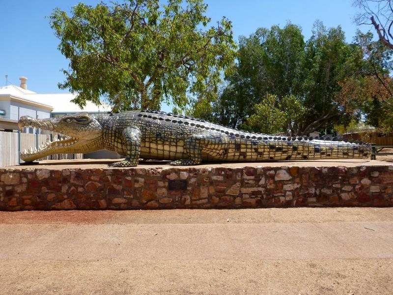 big croc normanton