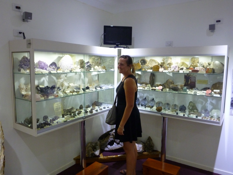georgetown ted elliot mineral collection