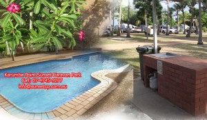 Karumba Point Sunset Caravan Park Holidays, Easter Vacations