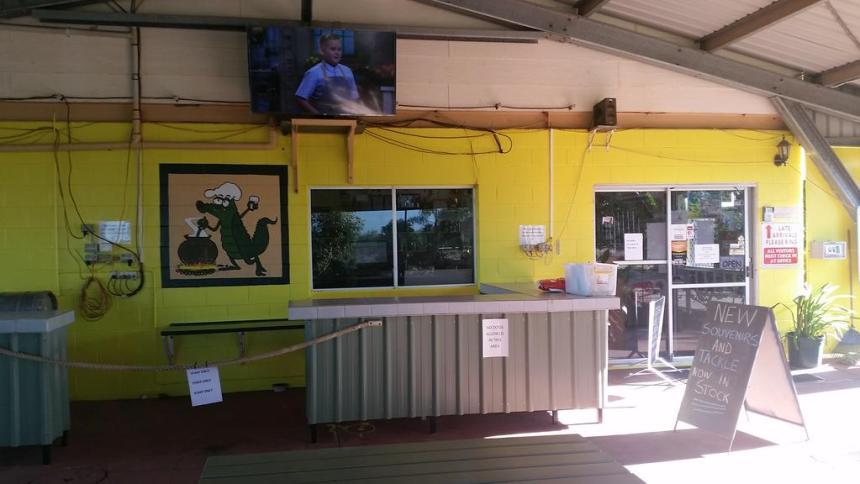 Testimonials Karumba Point Sunset Caravan Park Source BOOKING TV LCD
