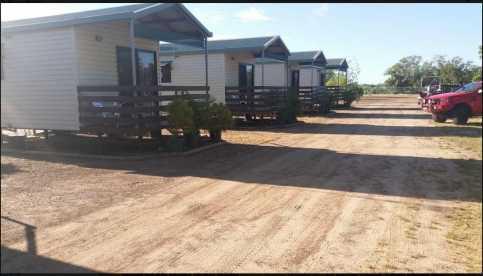 Shop Karumba Point Sunset Caravan Park