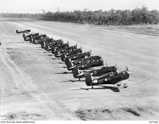 Aerodrome Normanton was the base of the North Australian Observer Unit and C Company