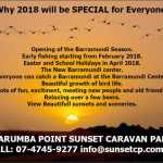 Coming to Karumba Why 2018 will be Special for Everyone?