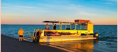 Crab and Tour we do free booking