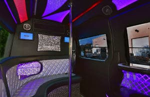 truckee party bus rental
