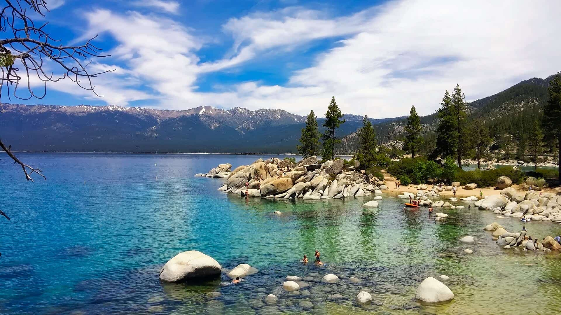 Limousine Rental Service in Lake Tahoe