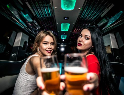 4 Benefits of Hiring a Limousine Service for Your Birthday Party
