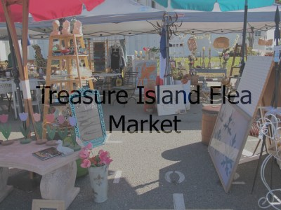 Thrifty Business: Treasure Island Flea Market