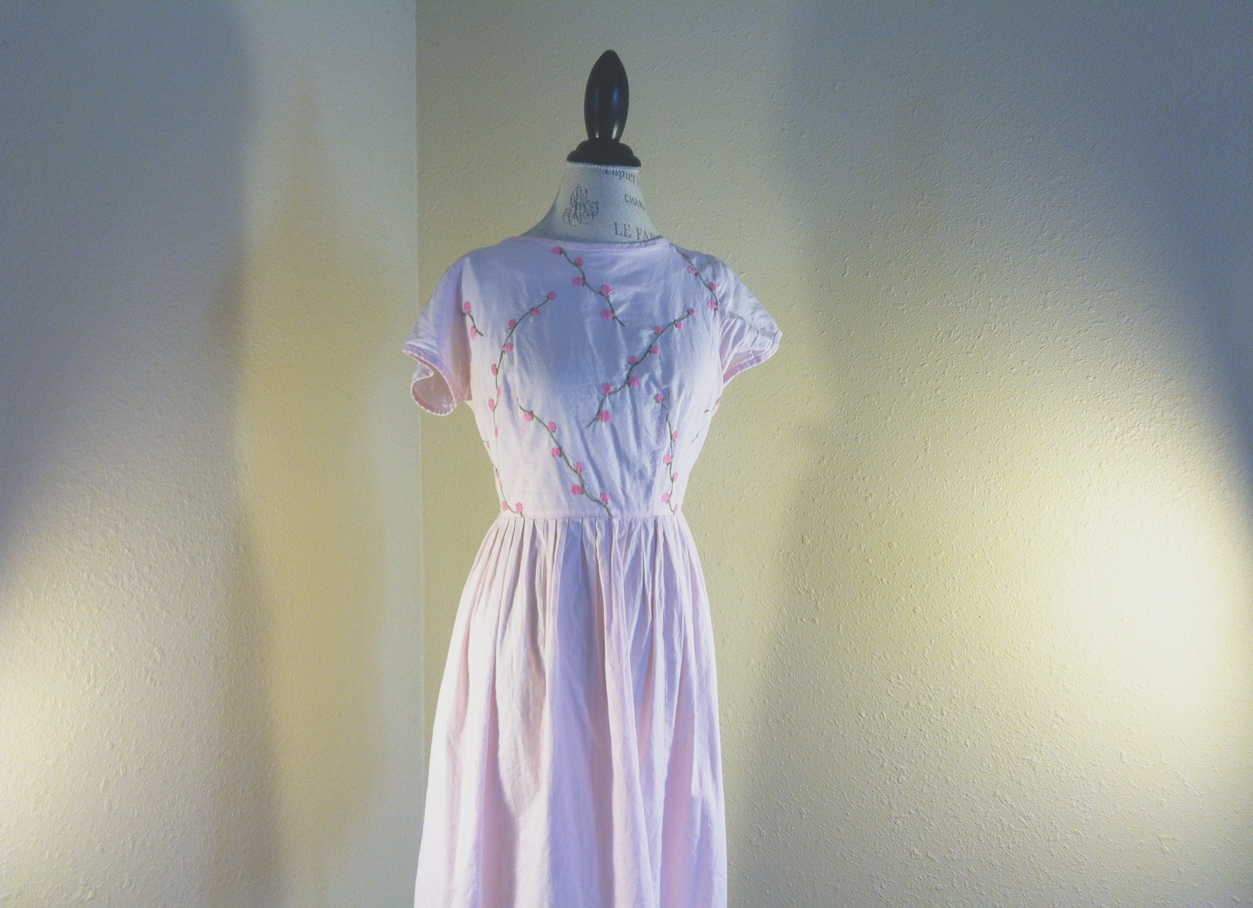 A dress from High-Low Vintage