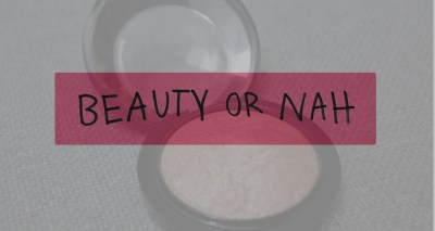 Beauty or Nah: MAC Mineralize Skinfinish