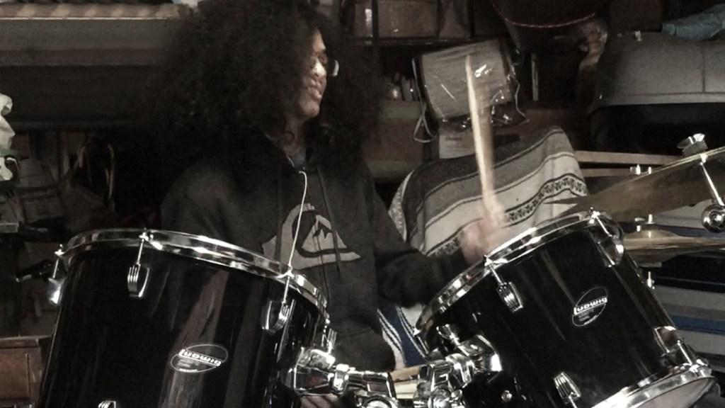 Jordan - Drummer